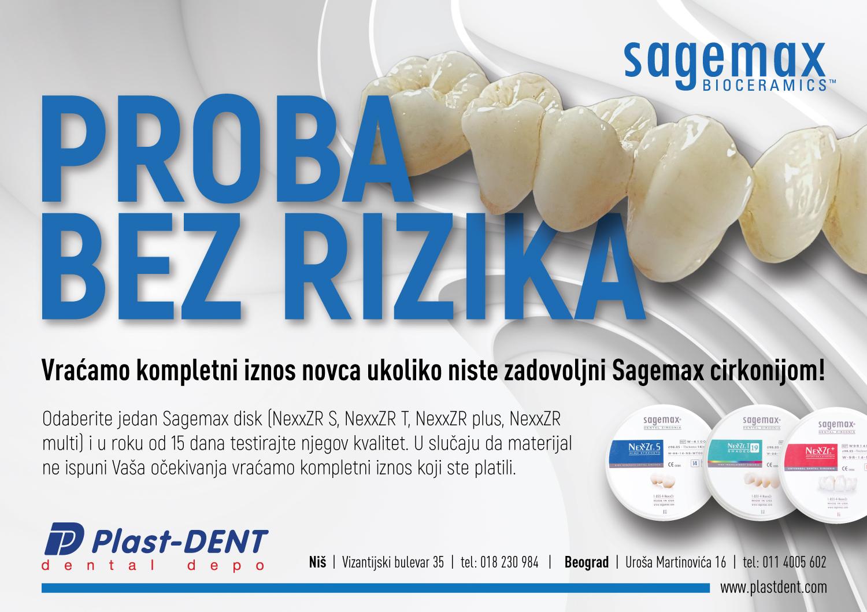 SAGEMAX - proba bez rizika!